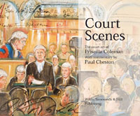 Court Scenes Book Cover
